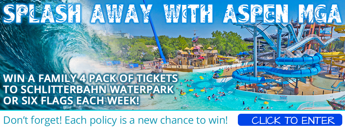 July Splash Away with Aspen MGA Giveaway
