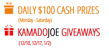 December Cash Giveaway